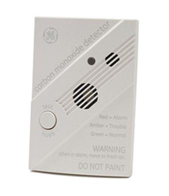 ge carbon monoxide detector manual
