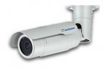 """GeoVision"" GV-BL1210, 1.3MP H.264 3x zoom Low Lux WDR IR Bullet IP Camera"